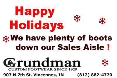 Grundman S Shoe Repair
